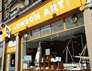 Магазины и товары для художников в Санкт-Петербурге